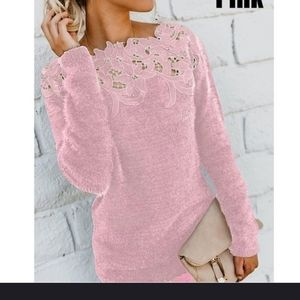 Sweaters - Extremely soft and beautiful neckline sweater